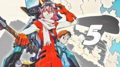 Anime Reactions: FLCL- Episode 5