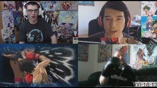 Joe VS Shark Samejima Reaction Mashup [Megalo Box Episode 4]