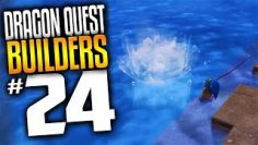 Dragon Quest Builders Gameplay – Ep 24 – Fishing (Lets Play Dragon Quest Builders