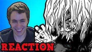 Read MY HERO ACADEMIA With Me – Chapter 223 Reaction & Review