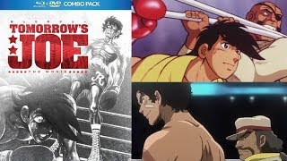 Megalo Box Related – Tomorrow's Joe Movie Review + Retrospective