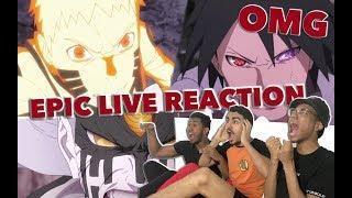OMG MEILLEUR EPISODE DE BORUTO !!! (EP65) – LIVE REACTION EPIC