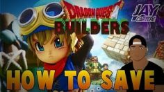 Dragon Quest Builders PS4 Tips – How To Save