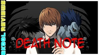 Death Note Anime Review – 2Kool Reviews
