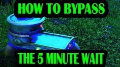 DRAGON QUEST XI – HOW TO BYPASS THE 5 MINUTE WAIT FOR THE FUN-SIZE FORGE