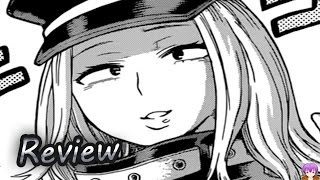 Boku no Hero Academia Chapter 109 Manga Review – Relief Operation