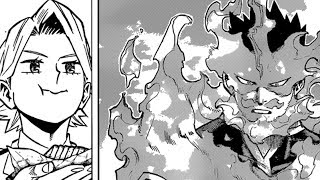 Aoyama is a Misdirection Nothing More – Boku no Hero Academia Chapter 167 Manga Review