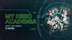 Toonami My Hero Academia Season 2 Episode 13 Promo
