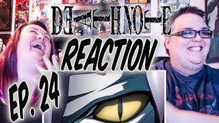 "Death Note Episode 24 REACTION!! ""Revival"""
