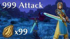 Farming Seed of Strength (999 ATK) – Dragon Quest XI