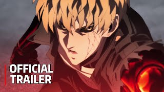 One Punch Man Season 2 Trailer – Official PV 2
