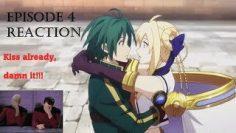 Grancrest Senki Episode 4 Reaction: Still Too Easy, But Back to Square One