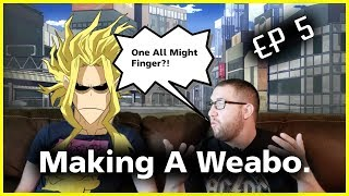 The Quirk Apprehension Test | My Hero Academia Episode 5 Reaction!