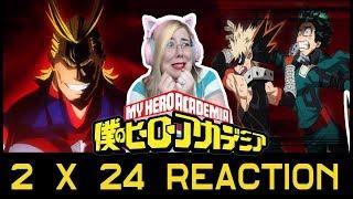 """ Katsuki Bakugo: Origin "" – My Hero Academia 2 x 24 Reaction – Zamber Reacts"
