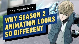 Why One-Punch Man Season 2's Animation Is So Different
