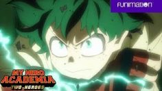 My Hero Academia: Two Heroes – Funimation Promotional Teaser (Includes new footages)