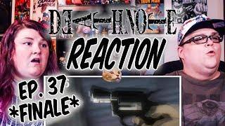"Death Note Episode 37 FINALE REACTION!! ""New World"""