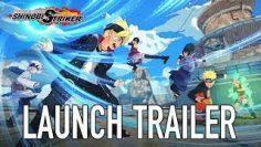 Naruto to Boruto: Shinobi Striker – PS4/XB1/PC – Launch Trailer