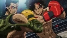 Megalo Box Anime Review!!!