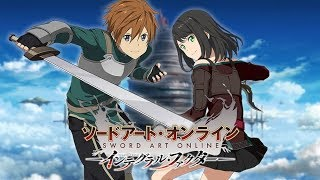 Sword Art Online: Integral Factor (JP) – Official trailer 1