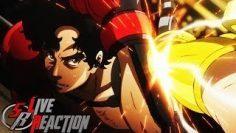 Megalo Box Episode 1 Live Reaction – Anime Of The Season?????