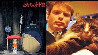 My Neighbor Totoro (となりのトトロ )1988 Movie Review