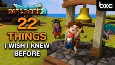 22 things I wish I knew before playing Dragon Quest Builders 2