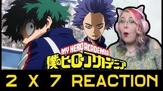"""""""Victory or Defeat"""" –  My Hero Academia 2 x 7 Reaction – Zamber Reacts"""