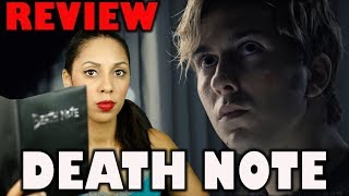 Death Note le film ( Netflix ) :  La Review / FR