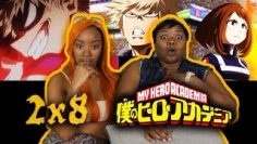 """My Hero Academia 2×8 """"Battle on, Challengers!"""" Family/Group Reaction"""