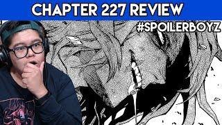 SHIGARAKI VILLAINOUS ?   My Hero Academia Chapter 227 Review