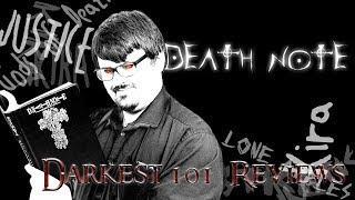 Darkest101 Reviews: Death Note (2017)