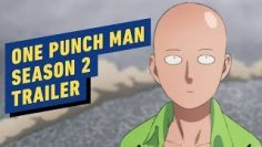 One Punch Man – Season 2 Official Trailer