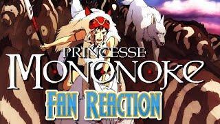 Princess Mononoke 20th Anniversary Fan Reaction