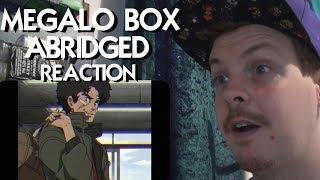 MEGALO BOX ABRIDGED REACTION