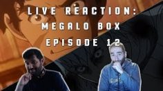 "Live Reaction: Megalo Box メガロボクス Episode 12 ""The True Fight Begins!"""