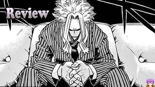 Boku no Hero Academia Chapter 59 Manga Review – The End Game Villain
