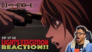 Death Note Episode 17 & 18 Reaction