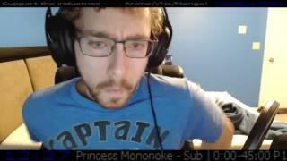 Princess Mononoke | Live Reaction – [0:00-45:00]