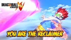 Dragon Ball Xenoverse – PS3/PS4/X360/XB1/Steam – You are the reclaimer (Extended Trailer)