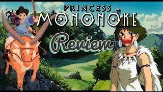 Princess Mononoke Movie Review