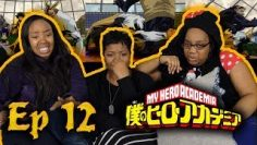 """ALL MIGHT GONE D!E!!!? My Hero Academia 1×12 """"All Might"""" Family/Group Reaction"""