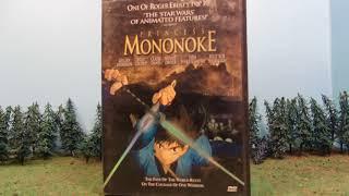 Princess Mononoke Anime Movie review!