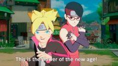 Naruto Ultimate Ninja Storm 4 – Boruto & Sarada Gameplay Trailer (gamescom 2015)