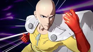 One-Punch Man: Road to Hero Official Trailer