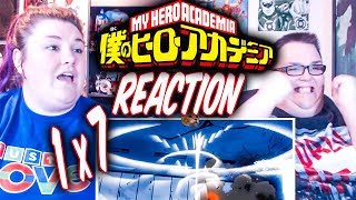 "My Hero Academia 1×7 REACTION!! ""Deku vs Kacchan"""