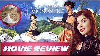 Princess Mononoke Movie Review – Harvey & Jill's (Not So) Purrfect Reviews