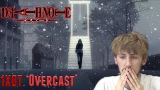 Death Note Episode 7 – 'Overcast' Reaction
