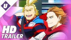 My Hero Academia: Two Heroes – Romance Trailer