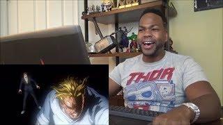My Hero Academia Season 4 | Official Trailer 2 – Reaction
